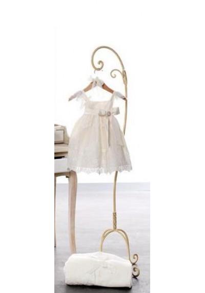 Cabide de chão para vestidos e vitrines