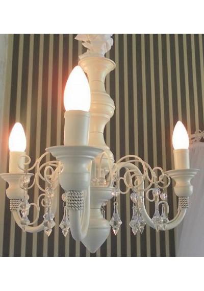 Luminária clássica 3 lâmpadas