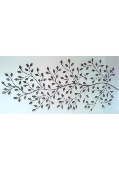 Painel em ferro decorativo