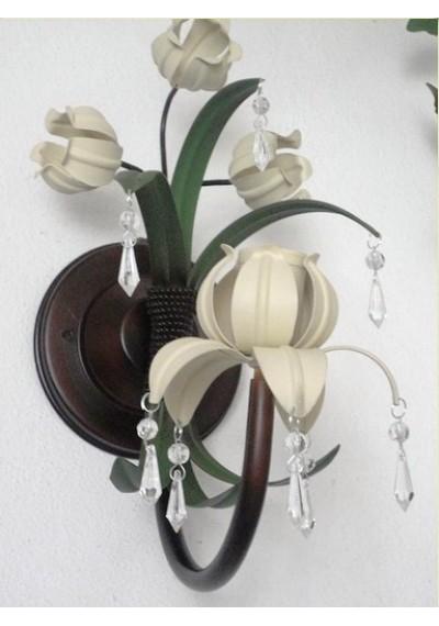 Arandela Tulipa 1 Lâmpada