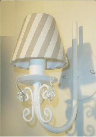 Arandela toulouse  ( lustre de parede)