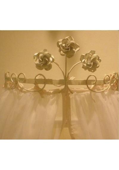 Dossel três rosas 40 cm