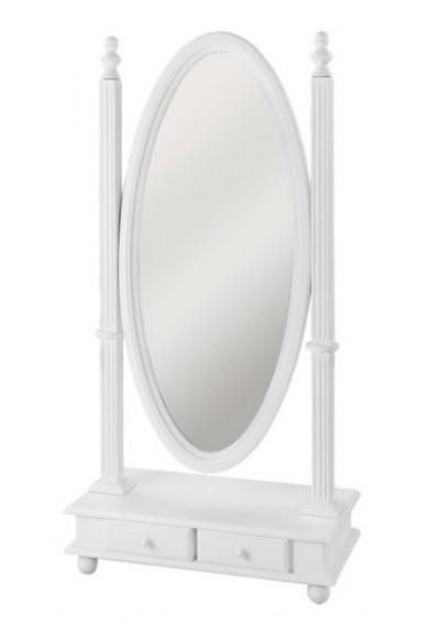 Moldura para espelho de chão